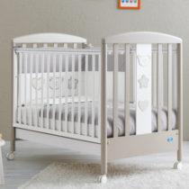 Pali Birillo βρεφικό κρεβάτι