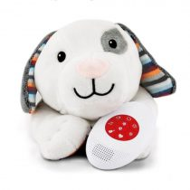 Zazu DEX Σκυλάκι Νανουρίσματος με χτύπο της καρδιάς & λευκούς ήχους – (Za-Dex-01)