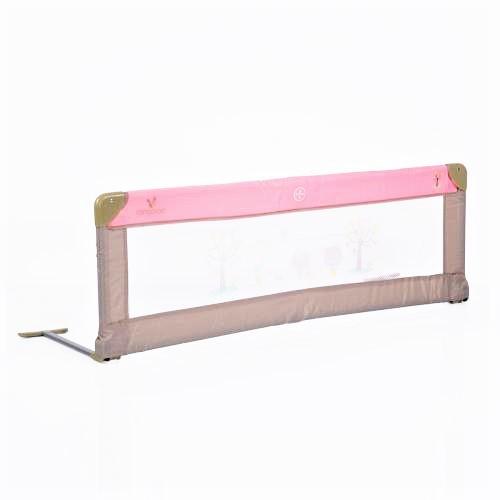 Cangaroo Bed Rail Pink Προστατευτική Μπάρα Κρεβατιού