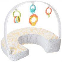 Fisher-price Nursing Pillow DGY01 μαξιλάρι θηλασμού 4 σε 1 με παιχνίδι