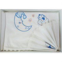 Bunny Φεγγαράκι Μπλε – Σετ Σεντόνια 3τμχ -248