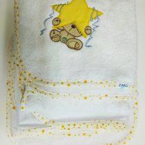Zako Stars Kίτρινο Σετ 6τμχ