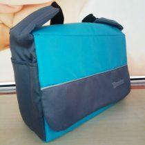Giannino Baby Bag light blue τσάντα καροτσιού με αλλαξιέρα