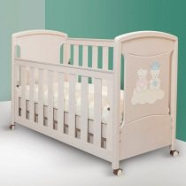 ΝΕΚ baby Γιολάντα αντικάτο, βρεφικό κρεβάτι (Δωρεάν μεταφορικά παραλαβής από Courier)