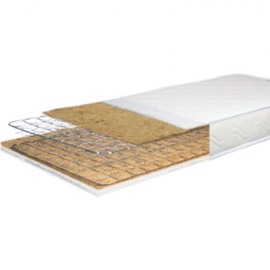 Terzostrom Ερμής Eco-Coco 65×128 cm. βρεφικό στρώμα