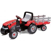 Peg perego Maxi Diesel Tractor W Trail παιδικό ποδοκίνητο με καρότσα CD0551
