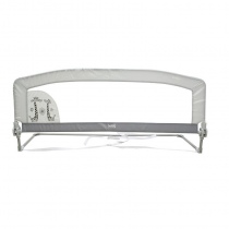Just Baby Lungo Grey Προστατευτική μπάρα κρεβατιού 150εκ.