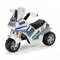 Peg-Perego Raider police μπαταριοκίνητη μηχανή 6V ED0910