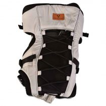 Cangaroo Baby Carrier Starchild Grey/Black Μάρσιπος