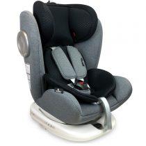 Lorelli Bertoni Lusso SPS Isofix Grey Κάθισμα Αυτοκινήτου 0-36kg Περιστρεφόμενο 360°