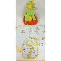 Σετ Giraffe  Για Νεογέννητο Μωράκι