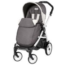 Peg Perego Book plus 51 Ascot Grey βρεφικό καρότσι