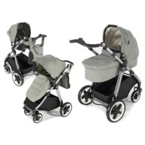 Just Baby Oasis Trio 250 3 in 1 Grey