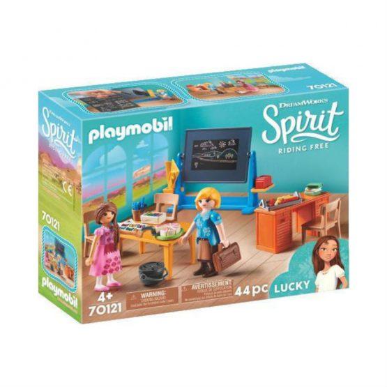 Playmobil Spirit Riding Free: Miss Flores' Classroom -70121