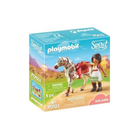 Playmobil Spirit Riding Free: Vaulting Solana -70123