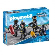 Playmobil City Action: SWAT Team -(9365)
