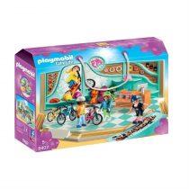 Playmobil City Life: Κατάστημα με Ποδήλατα και Skate -9402