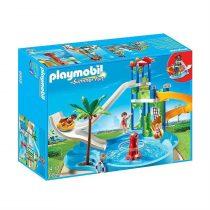 Playmobil Aqua Park Με Νεροτσουλήθρες