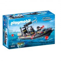 Playmobil City Action: SWAT Boat (Δωρεάν μεταφορικά-παραλαβής απο Courier) -9362