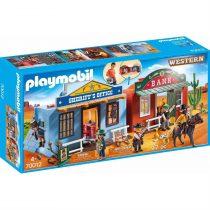 Playmobil Western: Takeaway Western City