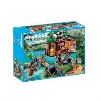 Playmobil Μεγάλο Δεντρόσπιτο