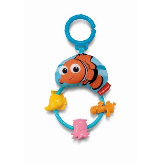 Fisher-Price Nemo Κουδουνίστρα BFY00