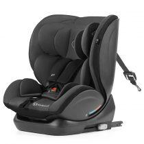 Kinderkraft Myway Isofix Black 0-36kg Παιδικό Κάθισμα Αυτοκινήτου