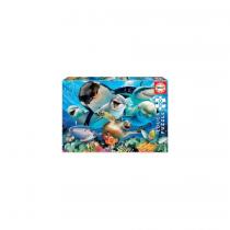 Educa Παζλ 100pc Underwater Selfie -18062