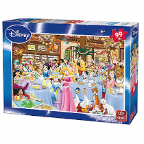 King Disney Παζλ 99pc -Η παρέα της Disney-05178A