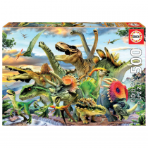 Educa Παζλ Dinosaurs 500pcs (17961)