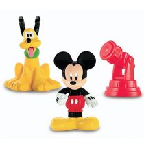 Fisher Price Classic Disney Junior Mickey and Pluto Toy Set -X4056
