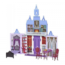 Hasbro Disney Frozen Fold and Go Arendelle Castle Playset -Ε5511