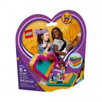 Lego Friends: Andrea's Heart Box 41354