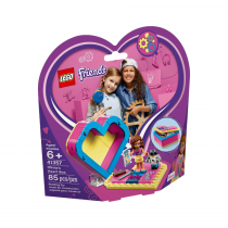 Lego Friends: Olivia's Heart Box 41357