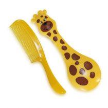 Lorelli Bertoni Σετ Βούρτσα & Χτένα Giraffe -1024010