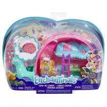 Mattel Enchantimals Slow-Mo Camper Τροχόσπιτο Σαλιγκάρι – GCT42
