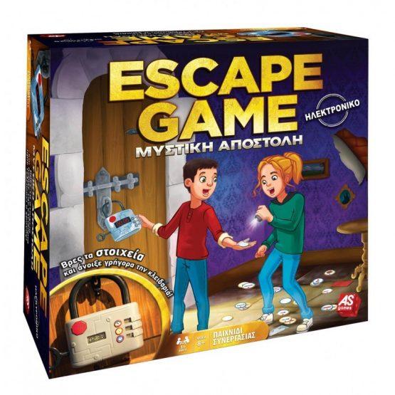 As Company Escape Μυστική Αποστολή -1040-20199