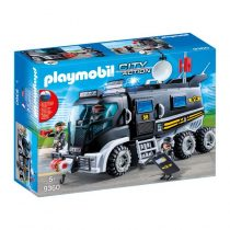 Playmobil City Action: SWAT Truck -9360