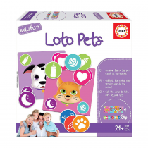 Educa Baby Happy Pets 36pcs- (18125)