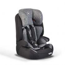 Moni Armor Grey Stars κάθισμα αυτοκινήτου 9-36kg (Δωρεάν μεταφορικά παραλαβής από Courier)