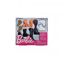 Mattel Barbie Accessories Παπούτσια FCR91_FCR92