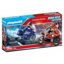 Playmobil City Action: Highway Patrol -70462