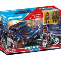 Playmobil City Action: High Speed Chase -70464