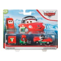 Mattel Disney Pixar Cars Αυτοκινητάκια Σετ Των 2 (Giuseppe Motorosi Και Alex Machino) DXV99_GCK11