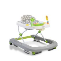 Cangaroo Baby Walker Zoo Grey – Περπατούρα