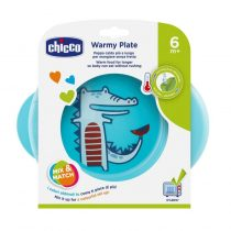 Chicco Warmy Plate Μπλε 6m+ (F05-16000-20)