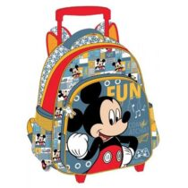 Diakakis imports Backpack Trolley Νηπιαγωγείου Mickey 0561731