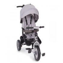 Kikka Boo Premio 3 in 1 Grey Melange Air wheels – Ποδηλατάκι Τρίκυκλο (Δωρεάν μεταφορικά παραλαβής από Courier)