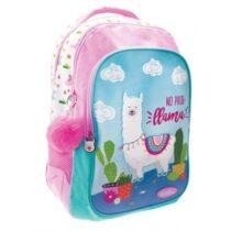 Must Πολυθεσιακή Τσάντα Πλάτης Δημοτικού Λάμα Ροζ 32x18x43 cm -0579539
