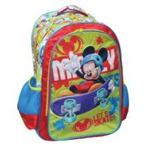 GIM Τσάντα Δημοτικού Οβάλ Mickey Sports 340-71031